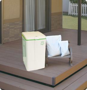 家庭用生ごみ処理機 ゼロボックス広島