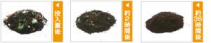 家庭用生ごみ処理機 ゼロボックス 広島 バイオ分解
