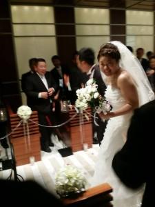Tさん 結婚式 6月8日