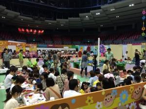 すこやか2014子育て応援団 一般社団法人広島市私立保育園協会