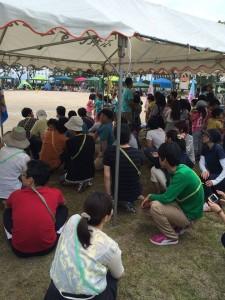 ぷれいすくーるちゅーりっぷ 運動会 2014