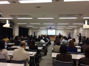 広島市域通所サービス連絡協議会 プレゼン大会 2014