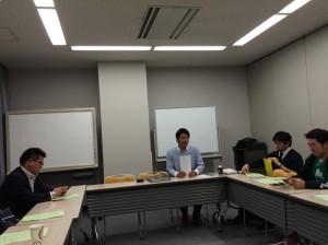 広島県中小企業家同友会 中支部青年部 オープン例会