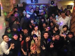 広島市域通所サービス連絡協議会 ウィンターパワー 集合写真