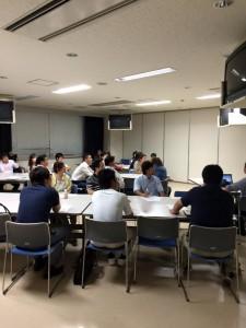 広島市域通所サービス連絡協議会 8月 勉強会